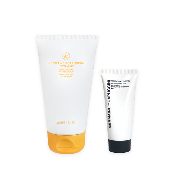GERMAINE DE CAPUCCINI_ROYAL JELLY MASK