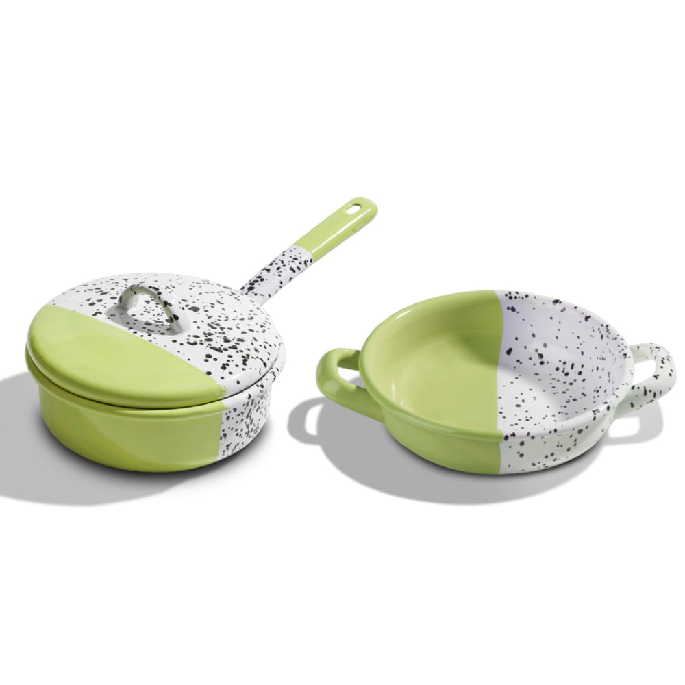 KAPKA Frying Pan + Casserole Pan set(회원전용)