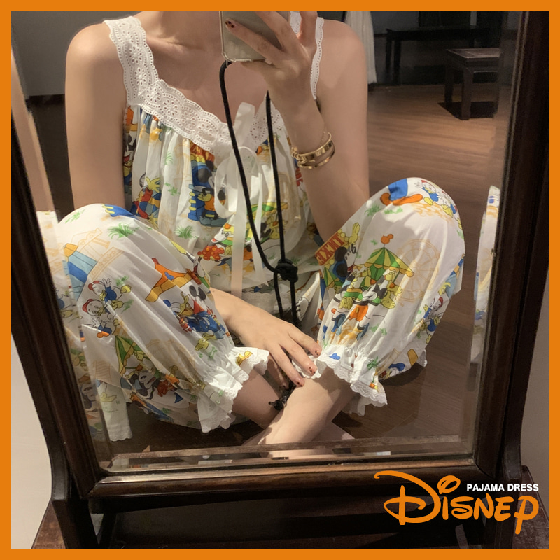 BEENTAGE FOR YOU #DISNEY PAJAMAS DRESS Ver.4